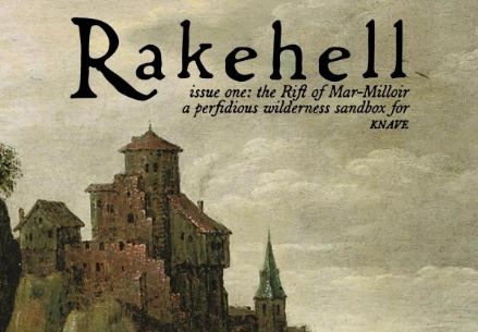 Rakehell: Issue 1 - The Rift of Mar-Milloir